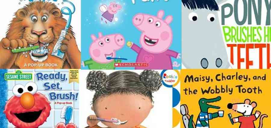 The 6 Best Books To Playfully Learn Your Toddler Why And How To Brush