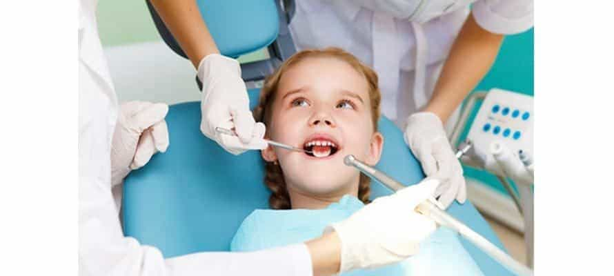 Your Child's First Visit to the Dentist