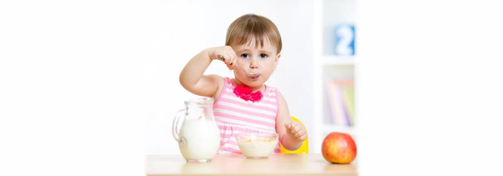 Healthy Foods For Your Child's Teeth