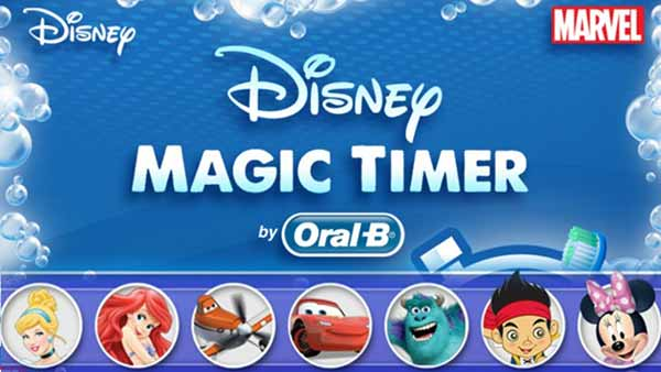 Disney Magic Timer App