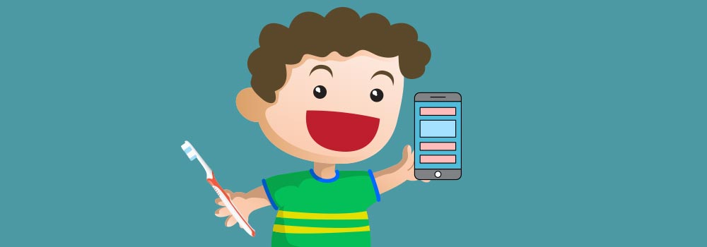 The best apps to help your toddler brushing