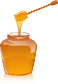 Honey helps Tonsil Stones halitosis