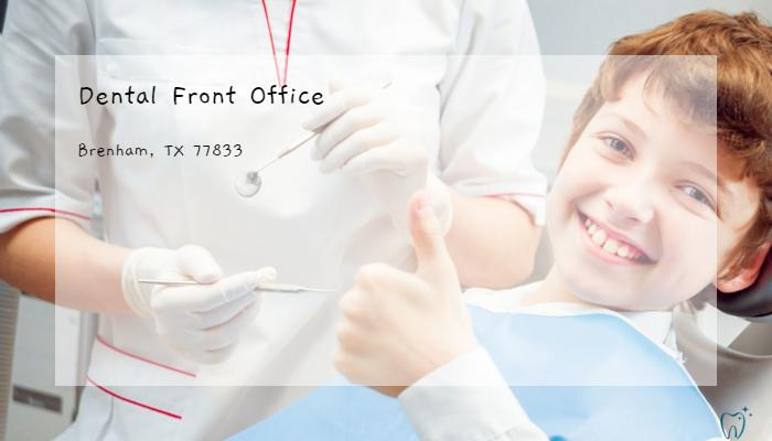 Dental Front Office Brenham Family Dental Brenham Tx 77833 Best
