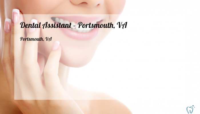Dental Assistant Portsmouth Va Loyal Source Government Services