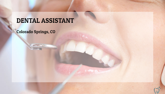 Dental Assistant Central Academy Kids Vision Colorado Springs Co